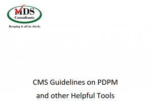 PDPM-CMS-guidelines